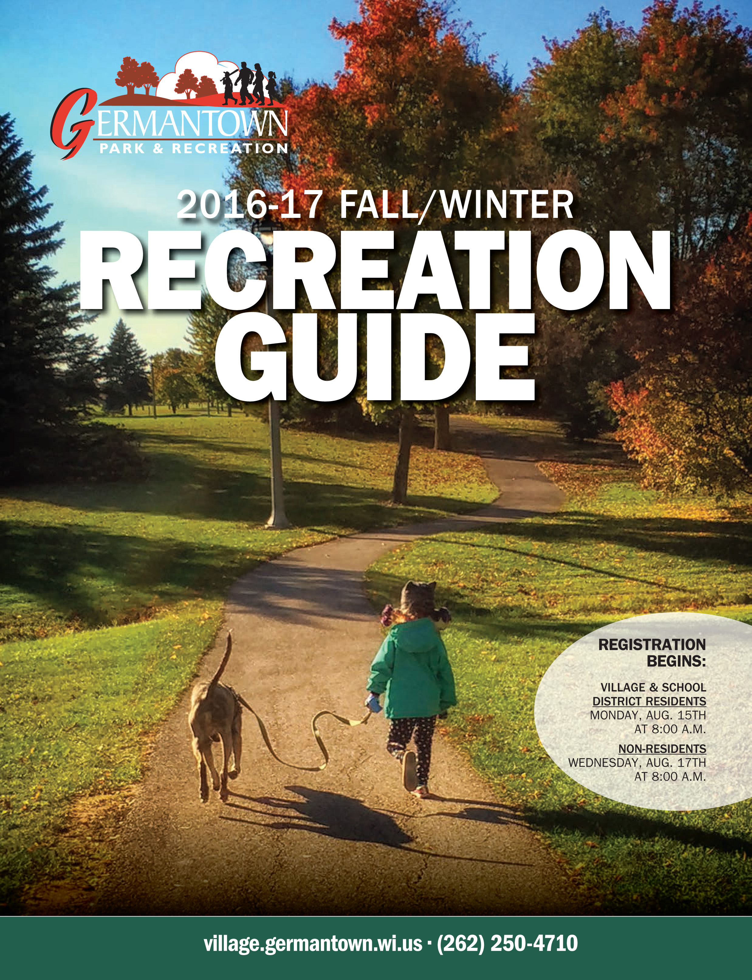 Fall Winter Brochure