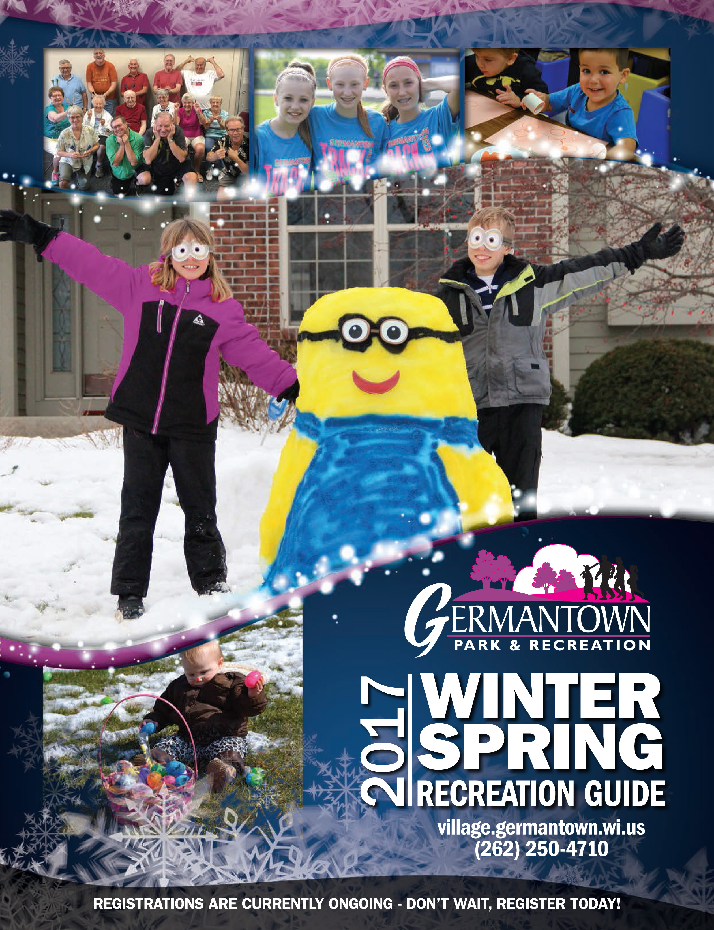 Winter Spring Brochure