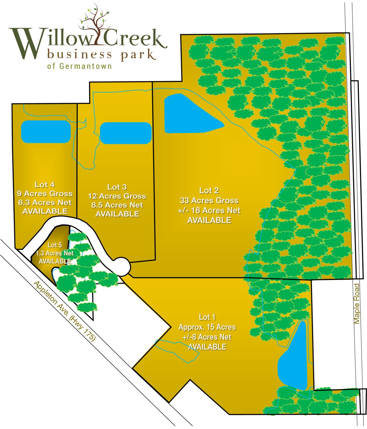 WILLOW CREEK BUSINESS PARK MAP 6-2016.jpg